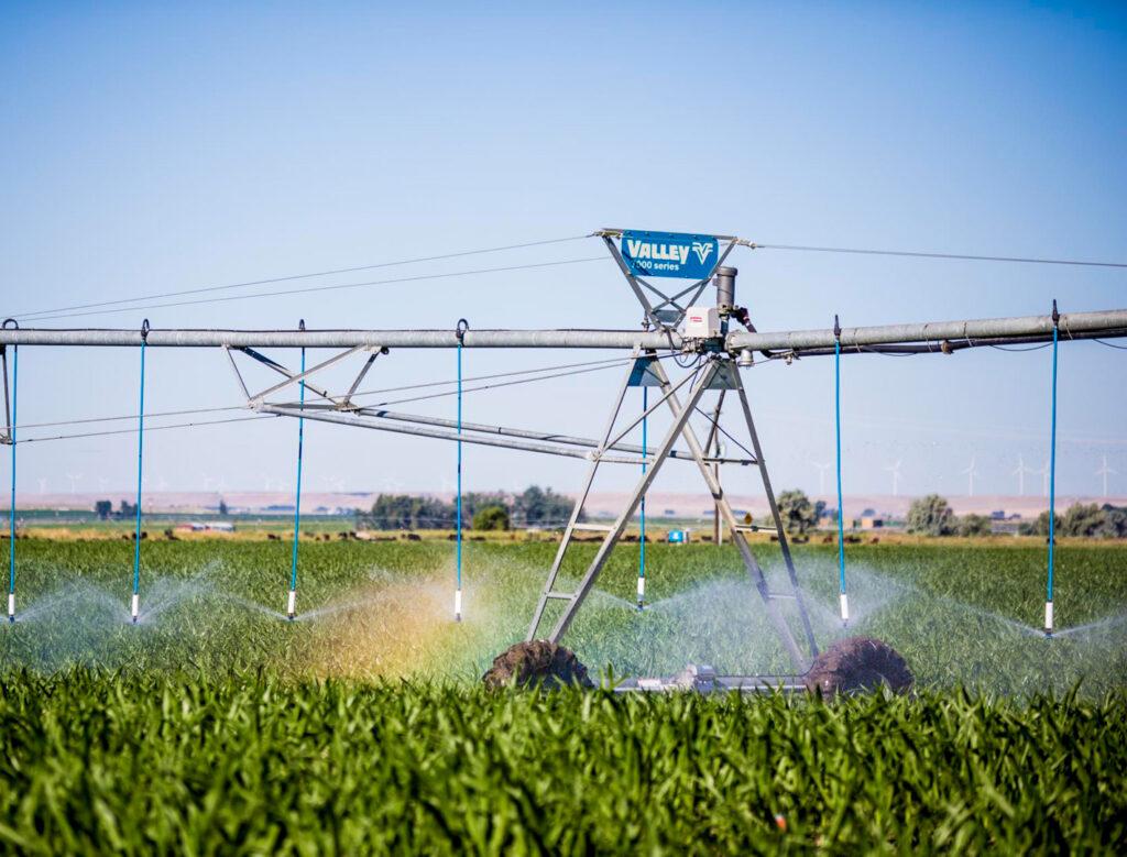 Valley Irrigation 7000 Series Center Pivot