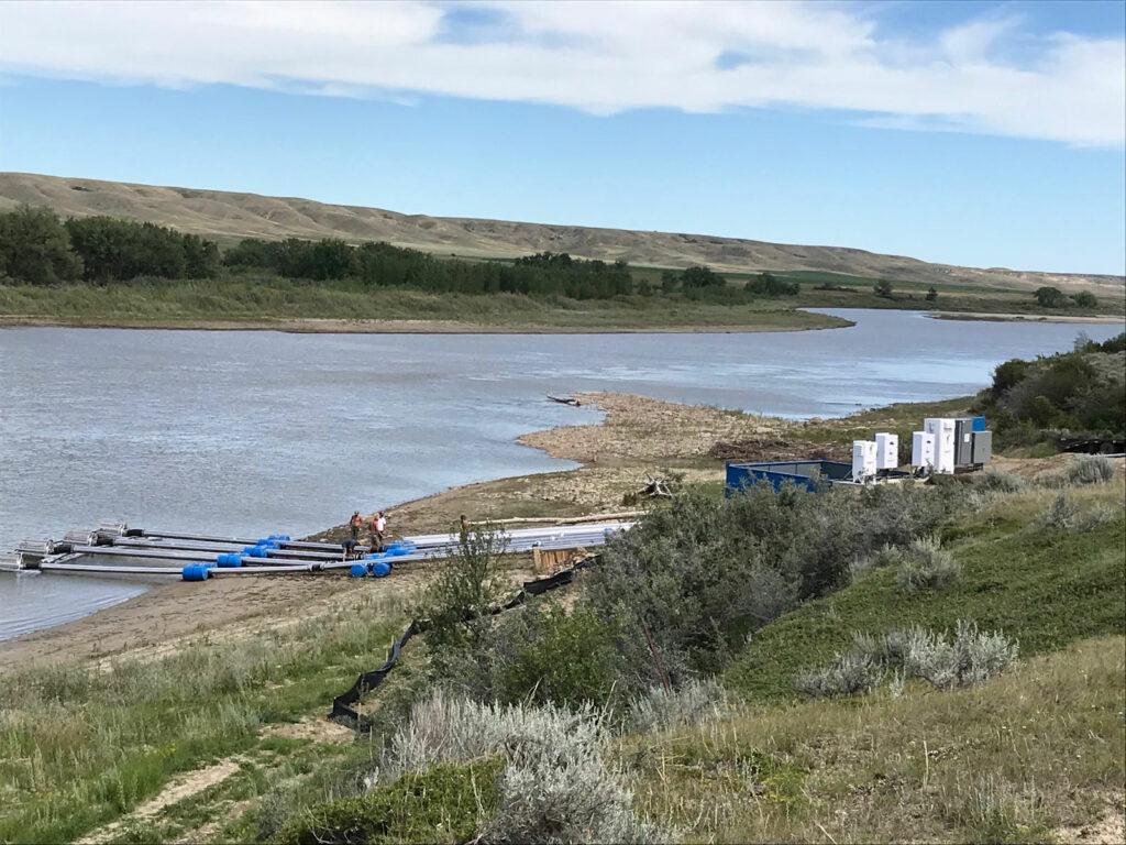 Pumping Solutions in Saskatchewan, Canada