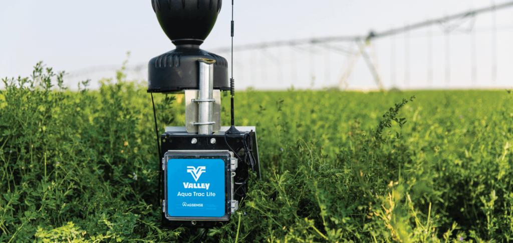 Valley Irrigation Aqua Trac Lite AgSense